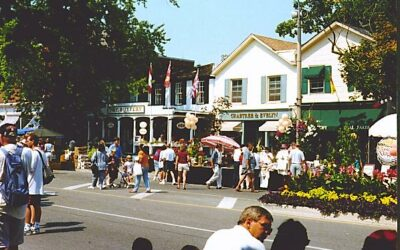 Top 5 Bed and Breakfasts in Niagara on the Lake